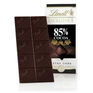 限时高返16%!【中亚Prime会员】Lindt 瑞士莲 特醇85%可可排装黑巧克力 100g*12个装