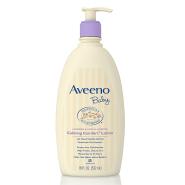 【中亚Prime会员】Aveeno 艾维诺 天然燕麦保湿身体乳 532ml 薰衣草香草香型
