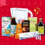 【仅限今日免邮】德国BA保镖药房中文网:全场食品保健、母婴用品等