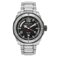 【55专享】Armand Nicolet 艾美达 S05系列 T610AGN-GR-MT612 男士钛钢手表