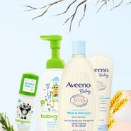 【3件9折】BabyHaven:精选 Babyganics 甘尼克宝、aveeno baby 艾维诺儿童洗护专场