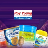 【额外8.6折】Roy Young 中文网:全场保健品、母婴用品、美妆个护等