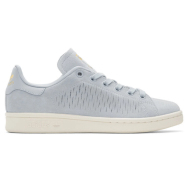 adidas Originals Blue Suede Stan Smith Sneakers 女款蓝色复古运动鞋