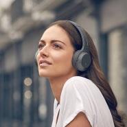 【中亚Prime会员】Sony 索尼 WH-H800 无线蓝牙便携头戴式耳机 黑色
