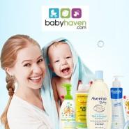 【最高立减$5+免邮中国】BabyHaven:全场宝宝食品、玩具、洗护日用等