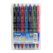 【中亚Prime会员】Pilot 百乐 FriXion 可擦彩色中性笔7支套装