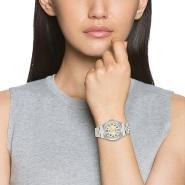 新低价!【中亚Prime会员】Citizen 西铁城 Q&Q H979-404 太阳能女士腕表