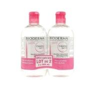 【运费仅10欧】Bioderma 贝德玛 温和无刺激卸妆水 500ml*2瓶