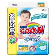 8折+直邮中国!【日本亚马逊】GOO.N 大王 维E系列纸尿裤 M号 82片