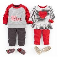Carter's 卡特:精选情人节婴儿装特辑