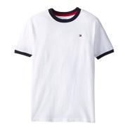 【美亚自营】Tommy Hilfiger 男童纯棉简单圆领T恤
