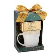 【7.5折】Godiva 歌帝梵 牛奶巧克力热可可&马克杯礼盒 绿色 31g