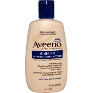 【孕妇可用】Aveeno 艾维诺 止痒润肤乳 118ml 外部阵痛、护肤