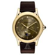 【55专享】Emporio Armani 爱姆普里奥·阿玛尼 Classic 系列 ARS4203 男士镀金手表