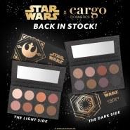 Cargo:Star Wars 星球大战合作系列彩妆