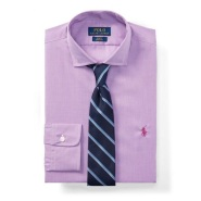 【55专享返利】折扣马上结束了!Ralph Lauren 拉夫劳伦 Classic Fit 男款棉质正装衬衫