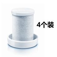 【中亚Prime会员】Brita 碧然德 On Tap 家用厨房水龙头滤水器滤芯 4个装