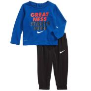 Nike Dry Thermal Top & Sweatpants Set 男童款运动套装