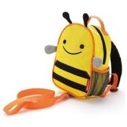 【2件8折+免邮中国】Skip Hop Zoo系列 防走丢背包防走失 蜜蜂