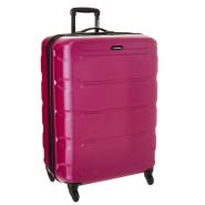 接近史低价!【中亚Prime会员】Samsonite 新秀丽 Omni PC 28寸行李箱拉杆箱 玫粉色