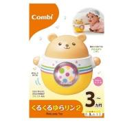 5.4折+直邮中国!【日本亚马逊】Combi 康贝 摇摆不倒翁玩具