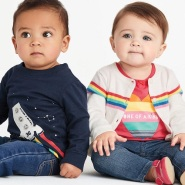 Carter's 卡特美国官网:精选儿童服饰鞋包等