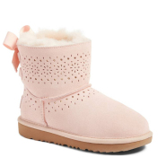 UGG Dae Perforated Tie Back Boot 大童款雪地靴