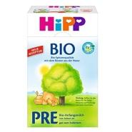 4盒装,一盒含税到手93元!【中亚Prime会员】Hipp 喜宝 Bio 婴幼儿奶粉 Pre 段(初生儿) 600g*4