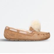 码数全!UGG pom pom 可爱毛球豆豆鞋 单鞋