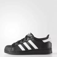 Adidas 阿迪达斯 Superstar 大童款贝壳头运动鞋