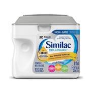 【中亚Prime会员】Similac 雅培 Pro-Advance 1段非转基因婴幼儿奶粉 658g*6罐