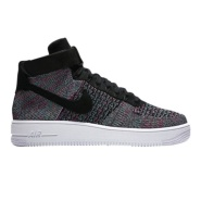 额外7折 Nike 耐克 Air Force 1 Ultra Flyknit 男士中帮板鞋