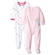 【中亚Prime会员】Carter's 卡特 婴儿儿童连体衣2件套