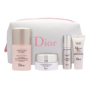 低至3折!Dior CAPTURE 保湿护肤旅行套装 5件套