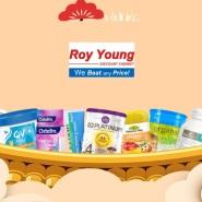 【免邮中国】Roy Young中文网:全场食品保健、母婴用品等