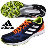 adidas 阿迪达斯 adizero feather RK 2 男士慢跑鞋