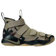 詹皇战靴 Nike 耐克 勒布 朗詹姆斯 LeBron Soldier XI 迷彩男士篮球鞋