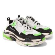 只剩45码,时尚人士必入款 Balenciaga X Mr Porter 合作款新配色老爹鞋