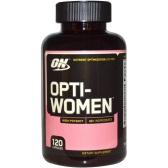 【4件0稅免郵】Optimum Nutrition 女性復合維生素 120粒