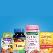 Walgreens:精选多个保健品品牌 包括 Nature's Bounty、Swisse、Schiff 等