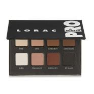 【美亚自营】LORAC Pro Matte Palette 八色眼影盘
