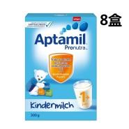 【中亚Prime会员】Aptamil 爱他美幼儿奶粉1+段 适合1岁以上幼儿 300g*8