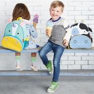 限时高返16%!【中亚Prime会员】Skip Hop 可爱动物园小童背包 独角兽