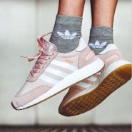 Adidas Originals 三叶草 Iniki Boost 女士运动鞋
