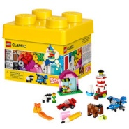 包邮!LEGO 乐高 classic 经典创意系列 小号积木盒 10692