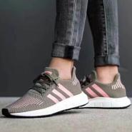 8以上有码!Adidas 阿迪达斯 Swift Run女士休闲运动鞋