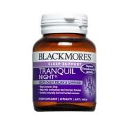 【免邮中国】Blackmores 澳佳宝 改善睡眠压力片 60片