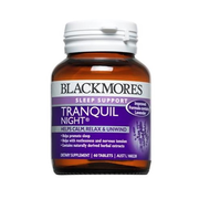 【免郵中國】Blackmores 澳佳寶 改善睡眠壓力片 60片