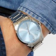 【55专享】Calvin Klein 卡尔文·克莱恩 Bold 系列 K5A3114X 男士石英手表