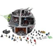 星战迷福音!LEGO 乐高 《星球大战》系列之 Death Star 4016片